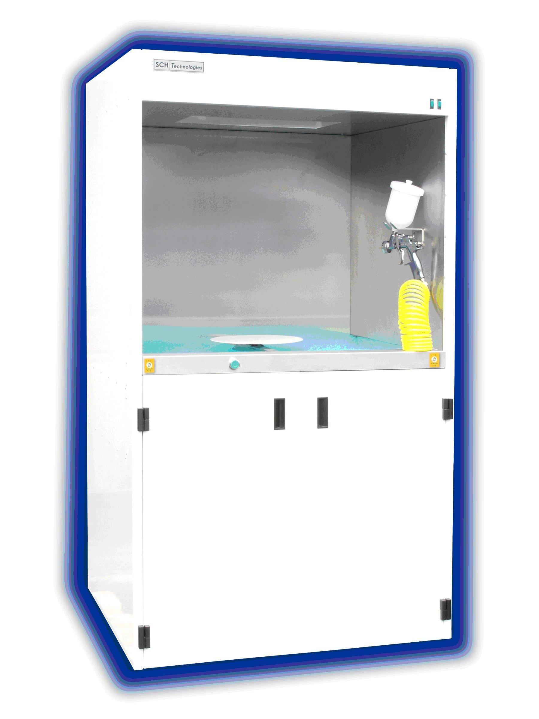 conformal coating curing cabinet