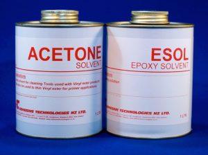 Acetnone & Esol Solvents