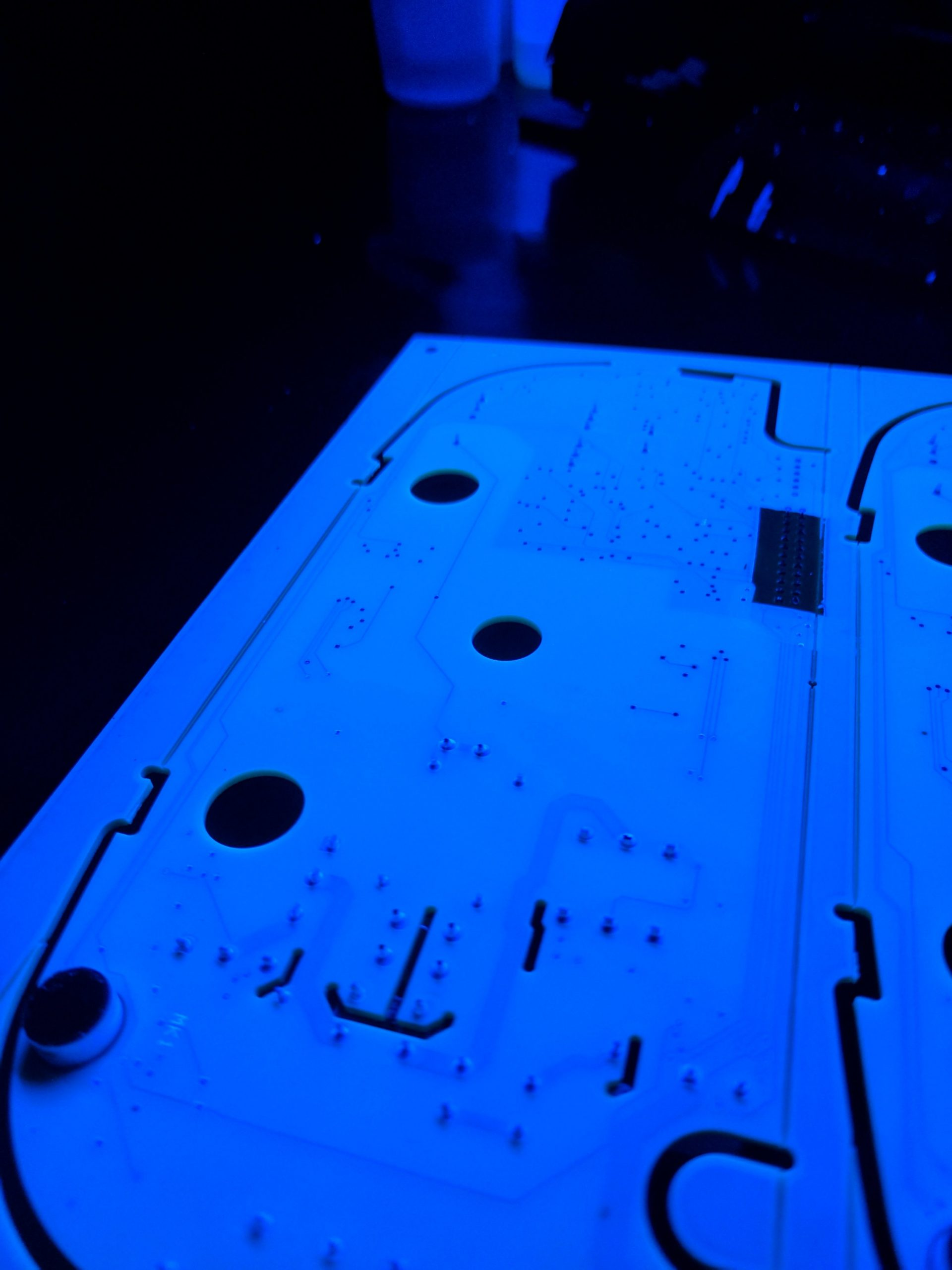 conformal coating process