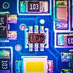 electronic chip