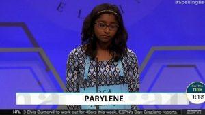 parylene spelling