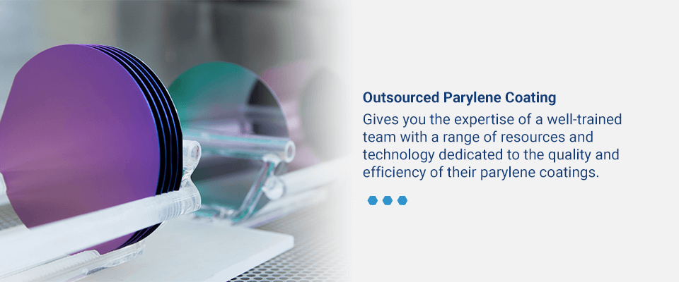 outsourced parylene coating