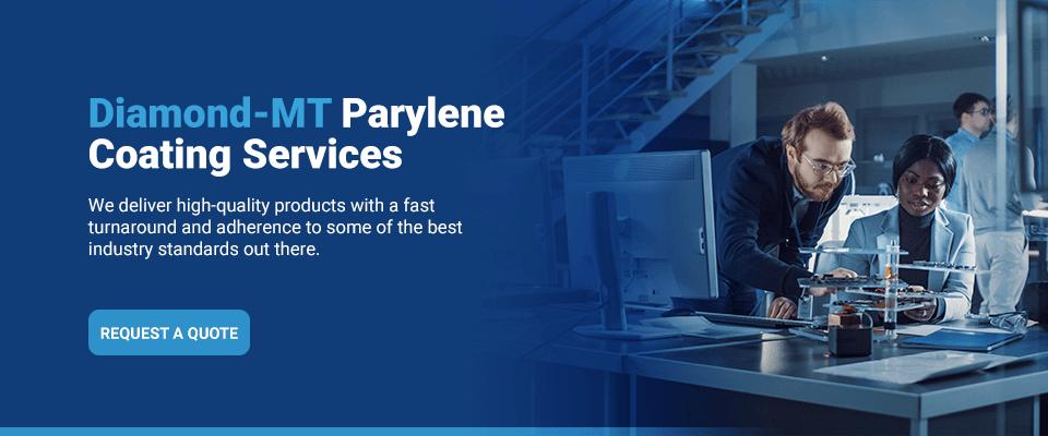 parylene coating services